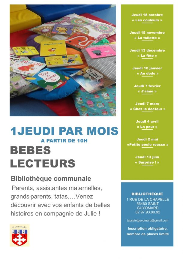 """Séance de bébés lecteurs : """"Petite poule rousse"""""""