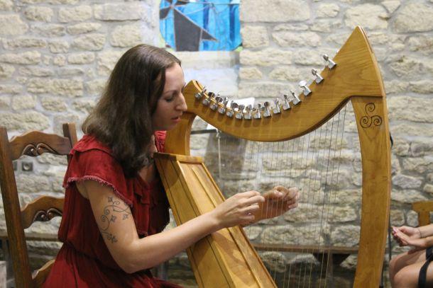 Concert de DANA à la chapelle Saint-Maurice
