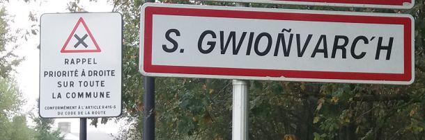 Modification de la signalisation dans le bourg